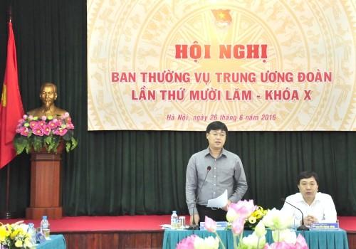 Jugendverband setzt sich für das Lernen und Arbeiten nach dem Vorbild Ho Chi Minhs ein - ảnh 1