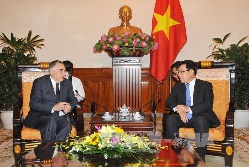 Politische Konsultation auf Vizeaußenministerebene zwischen Vietnam und Chile - ảnh 1