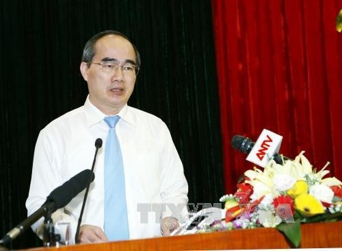 Vaterländische Front Vietnams verstärkt die Aufsichtsarbeit und Sozialkritik - ảnh 1