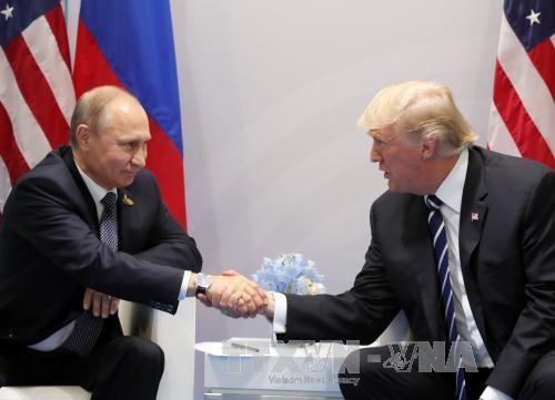 Russlands Präsident richtet sich an eine neue Zusammenarbeitsära mit der Regierung von Donald Trump - ảnh 1