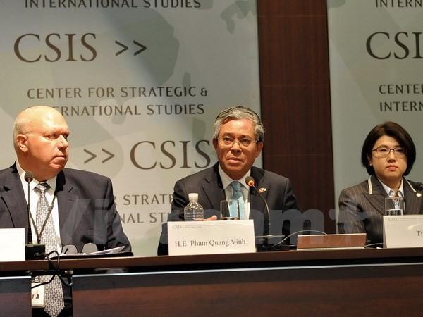 Seminar über die Struktur der Asien-Region - ảnh 1