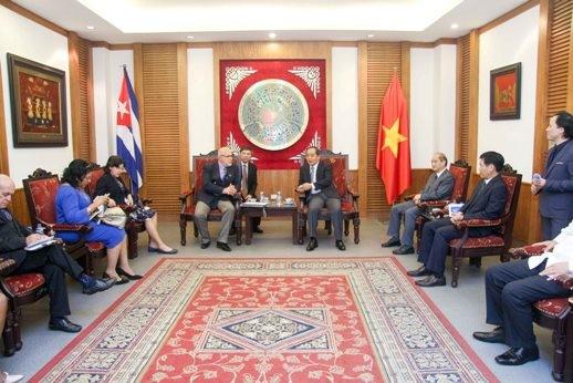 Vietnam und Kuba verstärken Kooperation im Sportbereich - ảnh 1