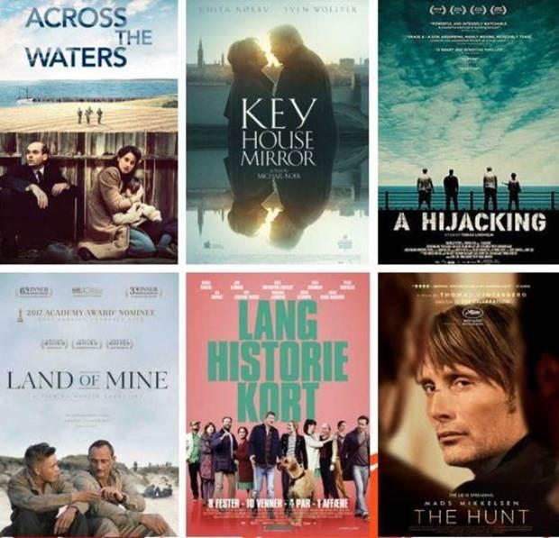 Vorführung von sechs herausragenden Werken des dänischen Kinos  - ảnh 1