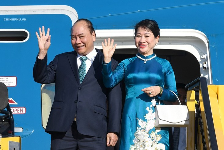 Premierminister Nguyen Xuan Phuc wird Kuwait und Myanmar besuchen - ảnh 1