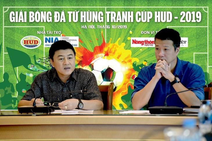 Fußballturnier zum Gründungstag des vietnamesischen Bauernverbands - ảnh 1