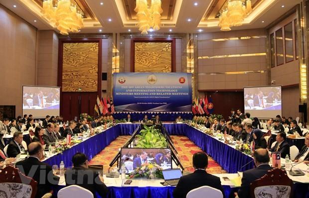 ASEAN verstärkt Zusammenarbeit zur Förderung des digitalen Wandels - ảnh 1