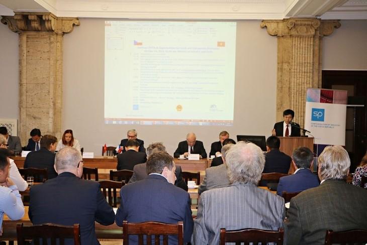 EVFTA – Chance für vietnamesische und tschechische Unternehmen - ảnh 1