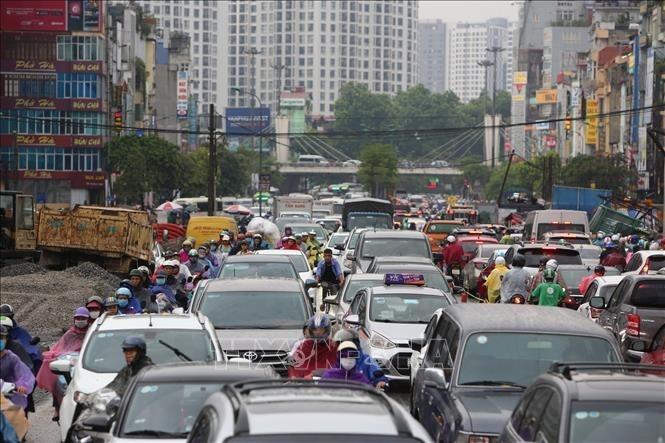 Zwischenstaatliches regionales Forum über den umweltverträglichen Verkehr in Asien - ảnh 1