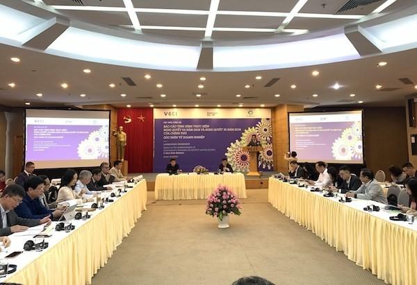 Vietnam will eine Million Unternehmen im Jahr 2020 haben - ảnh 1