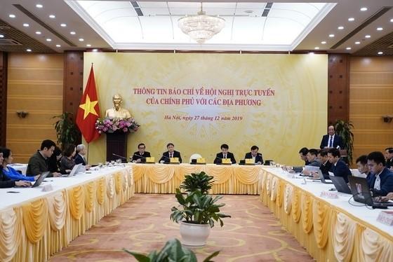 Regierung wird Ende Dezember online mit Provinzen tagen - ảnh 1