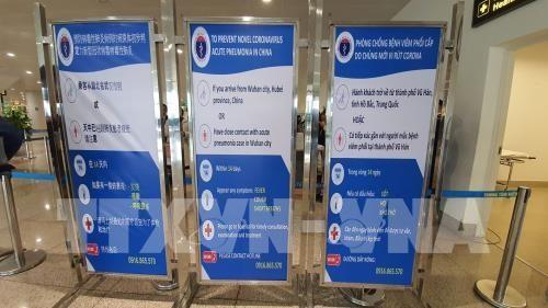 Vietnam verstärkt die Vorbeugung und Bekämpfung der neuartigen Lungenkrankheit wegen des Coronavirus - ảnh 1