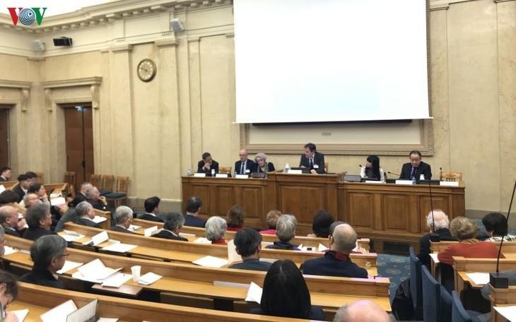 Parlament und Senat Frankreichs diskutieren über die Ostmeer-Frage - ảnh 1