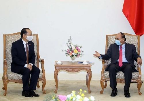 Vietnam unterstützt Kambodscha bei der Covid-19-Bekämpfung - ảnh 1