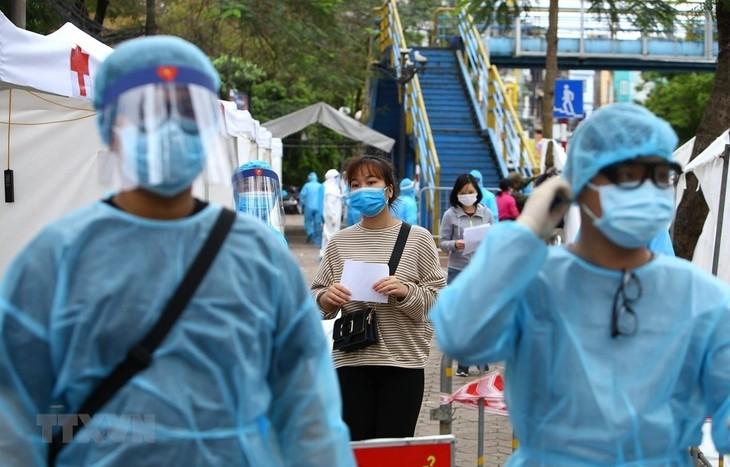 Hanoi bereitet Szenario zur Reaktion auf Stufe 4 der Epidemie vor - ảnh 1