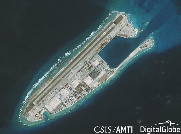 China verletzt die UN-Seerechtskonvention von 1982 - ảnh 1