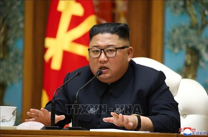 Nordkoreas Medien berichten über neue Tätigkeiten des Staatspräsidenten Kim Jong-un - ảnh 1