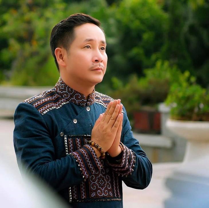 Cai Luong-Gesang über den Kampf gegen das Virus SARS-CoV-2 - ảnh 1