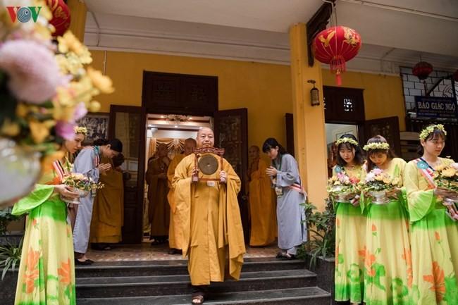 Vietnamesischer buddhistischer Verband ruft Buddhisten zur Solidarität in der Epidemiebekämpfung - ảnh 1