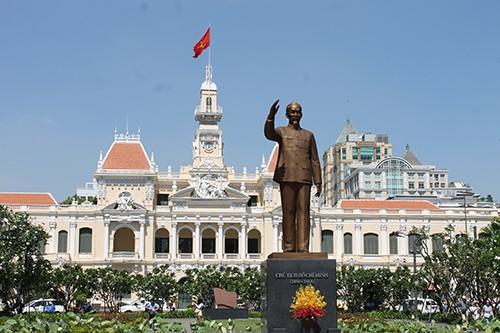 Ho-Chi-Minh-Stadt ist eine besondere Metropole und für Vietnam von großer Bedeutung - ảnh 1