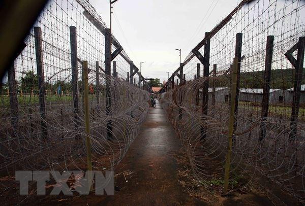 """Thematische Ausstellung """"Wunsch nach Freiheit"""" spiegelt das Entkommen aus dem Gefängnis der Revolutionären wider - ảnh 1"""