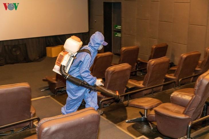 Viele Kinos werden am 9. Mai offiziell wieder eröffnet - ảnh 1