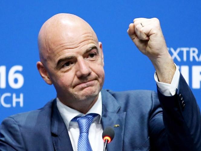 FIFA-Vorsitzender lobt den vietnamesischen Fußball - ảnh 1