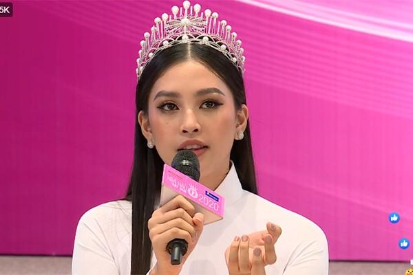 Miss Vietnam 2020 gestartet - ảnh 1