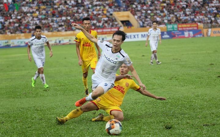 Nam Dinh – Hoang Anh Gia Lai: Das historische Spiel des vietnamesischen Fußballs  - ảnh 1