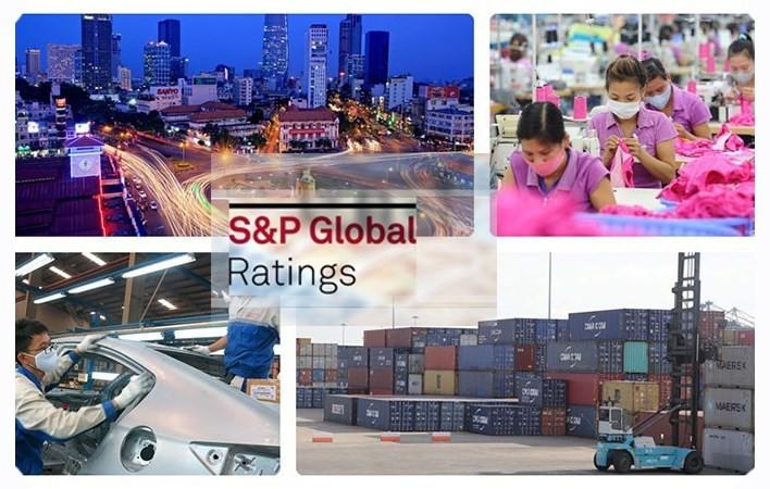 S&P: Nationaler Vertrauenswürdigkeitsindex Vietnams liegt bei BB, stabile Aussichten - ảnh 1