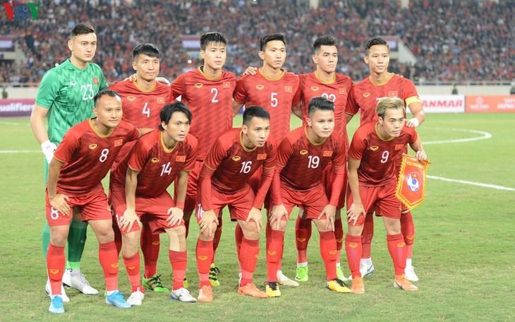 Vietnamesische Fußballnationalmannschaft wird bestens für AFF Cup 2020 unterstützt - ảnh 1