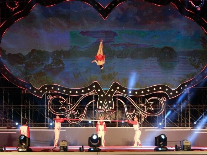 Zirkus-Festival 2020 wird in Quang Ninh stattfinden - ảnh 1