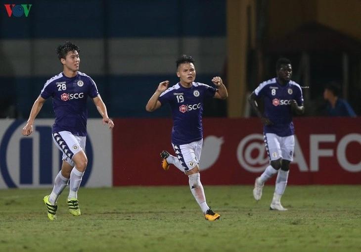 Quang Hais Tor ist einer der schönsten Freistöße bei AFC Cup - ảnh 1