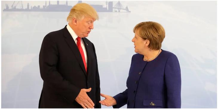 Bundeskanzlerin Merkel sagt die Teilnahme am G7-Gipfel in Washington ab - ảnh 1