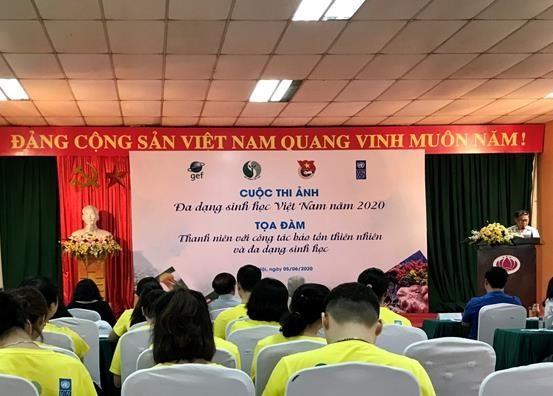 Start des Fotowettbewerbs über die biologische Artenvielfalt Vietnams 2020 - ảnh 1
