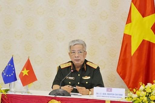 Weiterhin die Zusammenarbeit zwischen Vietnam und der EU im Verteidigungsbereich vertiefen - ảnh 1