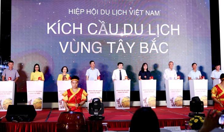 Acht Provinzen im Nordwesten Vietnams arbeiten bei der Tourismusförderung nach der Covid-19-Epidemie zusammen - ảnh 1