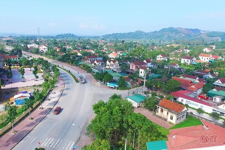 Provinz Ha Tinh – Highlight bei der Neugestaltung ländlicher Räume - ảnh 1