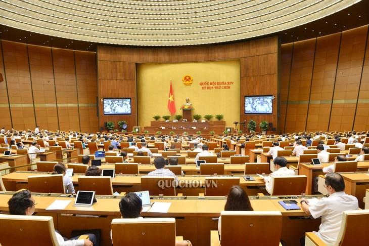 Parlament: Enge Zusammenarbeit zwischen den Ministerien beim Umweltschutz ist erforderlich - ảnh 1