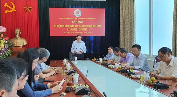 Feier zum Tag der vietnamesischen revolutionären Presse - ảnh 1