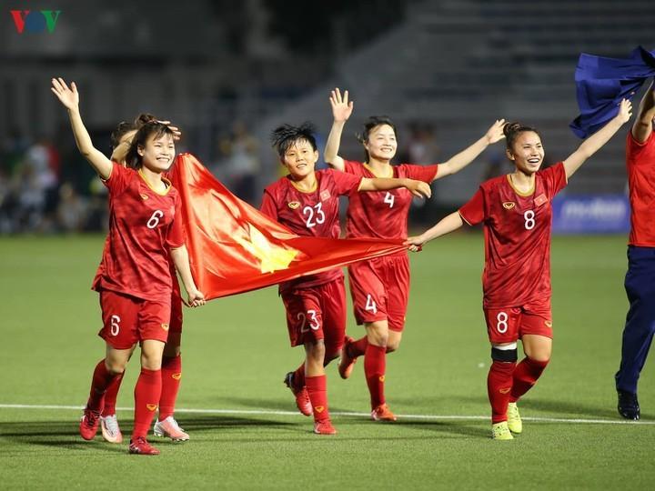 Vietnamesische Fussballnationalmannschaft der Frauen hat die Chance, an der Frauen-Weltmeisterschaft 2023 teilzunehmen - ảnh 1