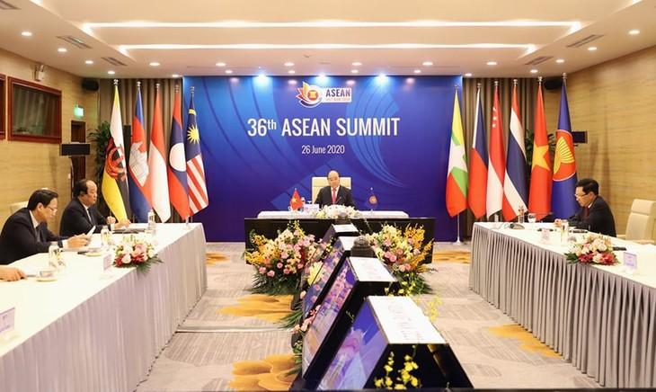 Jugendzusammenarbeit trägt zur Verbindung der ASEAN-Gemeinschaft bei - ảnh 1