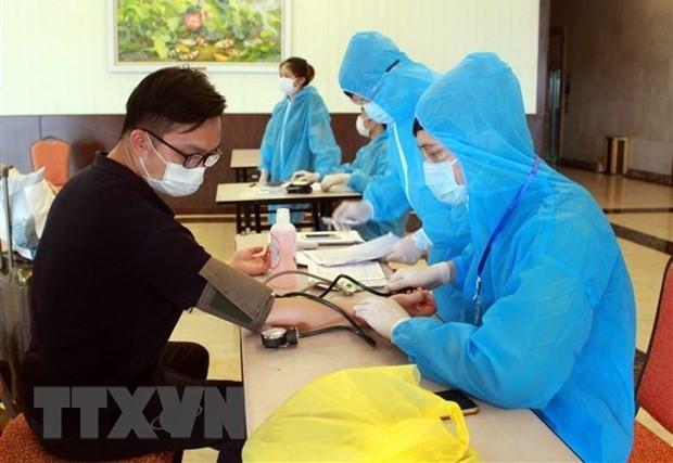 Vietnam erlebt 78 aufeinanderfolgende Tage ohne Covid-19-Fälle in der Gemeinschaft - ảnh 1