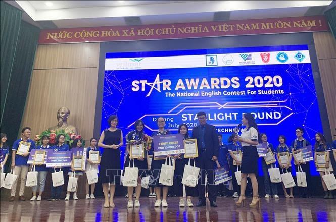 Englisch-Wettbewerb für Studenten im Zentralhochland Tay Nguyen - ảnh 1