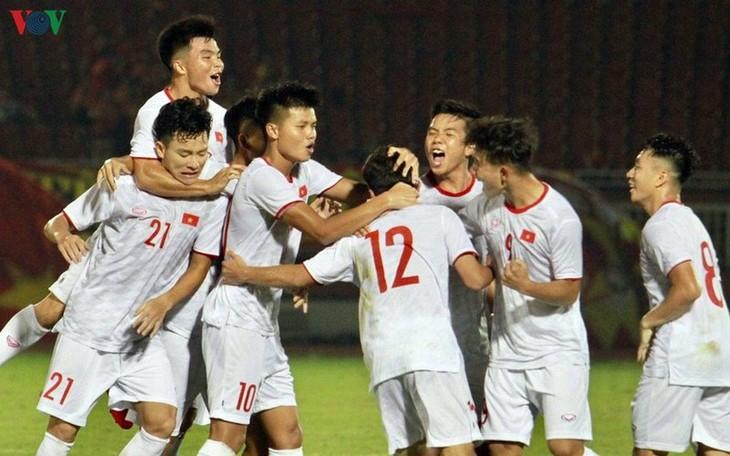 U19 Vietnam kämpft um Ticket für U20-Weltmeisterschaft in Usbekistan - ảnh 1