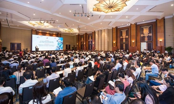 Die vietnamesischen Unternehmen bei der Entwicklung der nachhaltigen Wertschöpfungskette unterstützen - ảnh 1