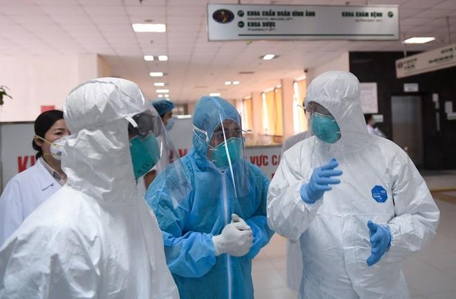 Vietnam bestätigt ein mit SARS-CoV-2 infiziertes Mädchen  - ảnh 1