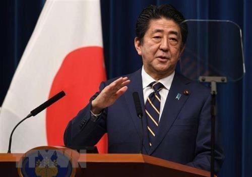 Japans Premierminister kündigt Rücktritt an - ảnh 1