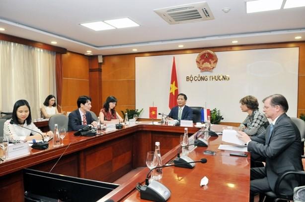 Verstärkung der Wirtschaftszusammenarbeit zwischen Vietnam und den Niederlanden - ảnh 1