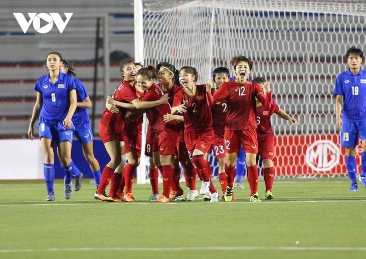 Star der vietnamesischen Fußballnationalmannschaft der Frauen wird in Portugal spielen - ảnh 1