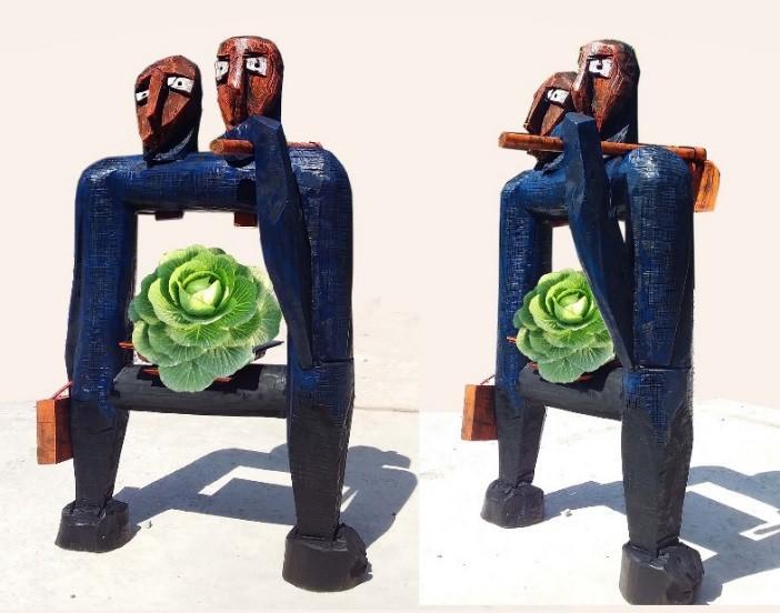 Skulpturenausstellung Hanoi – Sai Gon - ảnh 1